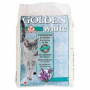 Golden White Clumping Bentonite Cat Litter 14 kg