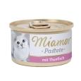 Miamor Pastei Kattenvoer Tonijn aan een speciale prijs in de PetsExpert Kattenwinkel