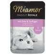 Miamor  Ragout Royal in Saus Eend en gevogelte aan een speciale prijs in de PetsExpert Kattenwinkel