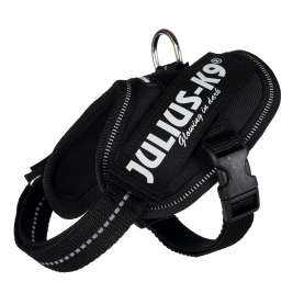 Julius K9 IDC Powerharness Baby 2/Mini-Mini/Mini Svart XS-S