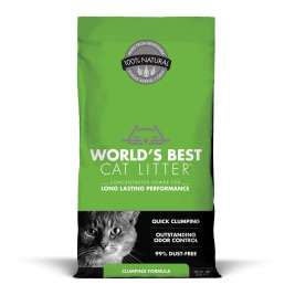 World's Best Cat Litter Grön Klumpbildande Kalk 3.18 kg
