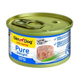 GimDog Little Darling Pure Delight com Atum  85 g, 150 g