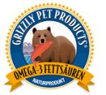 Grizzly Pet Products Óleo de Salmão do Alasca