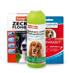 Antiparazitní doplňky kvalitní produkty pro Psi za férové ceny