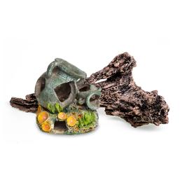 Akvariedekorationer kvalitativa Akvarieprodukter till schyssta priser