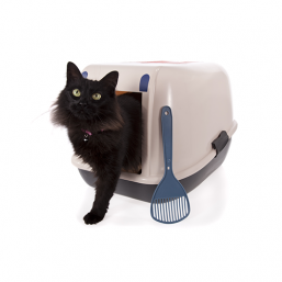 Covered litter boxes quality products for Cats best prices