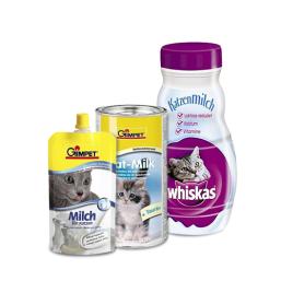 Kattenmelk kwaliteitsproducten voor Kat aan een aanvaardbare prijs