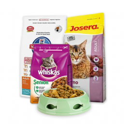 Katzenfutter trocken Qualitätsprodukte zum guten Preis für Katze
