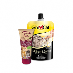 Pastes & cream snacks quality products for Cats best prices