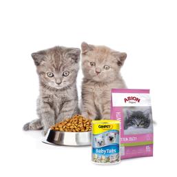 Droogvoer  kwaliteitsproducten voor Kat aan een aanvaardbare prijs