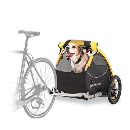 Cykelkurve og cykelanhænger kvalitetsprodukter til Hund, til en fair pris