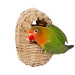 Nisthaus und Nistmaterial günstig für Vogel