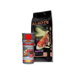Comida para peces de estanque comprar online barato en for Comida para peces de estanque