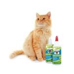 Katze Ohrenpflege bei Katzen Online Shop