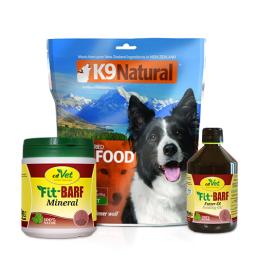 BARF og Frostfoder kvalitetsprodukter til Hund, til en fair pris