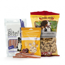 Chewing snacks with poultry  quality products for Dog best prices