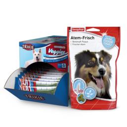 Zahnpflege Snack Qualitätsprodukte zum guten Preis für Hund