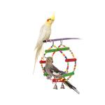 Holzspielzeug für Vögel günstig für Vogel