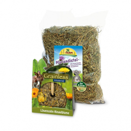 Futterpflanzen & Raufutter Qualitätsprodukte zum guten Preis für Kleintiere