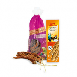 Kolbenhirse & Saaten Qualitätsprodukte zum guten Preis für Vogel
