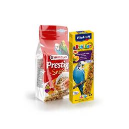 Wellensittiche Qualitätsprodukte zum guten Preis für Vogel