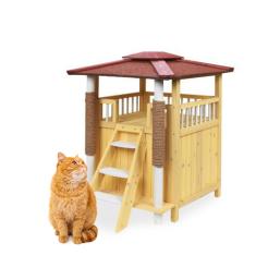 Katzenhäuser Qualitätsprodukte zum guten Preis für Katze