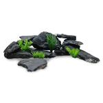 Encargue Conjuntos de naturales piedras decorativas  para su Acuarios a bajo precio online