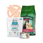 Encargue Alimento sin cereales para su Perros a bajo precio online