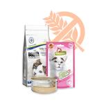 Senza cereali ordina a buon mercato online per il tuo Gatto