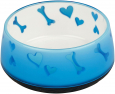 "Plastic Bowl ""Lovely Dog"" 900 ml fra Trixie"