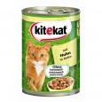 Kitekat Lattine con Pollo in Gelatina 400 g