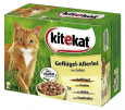 Kitekat Multipack 12 Pouches– Poultry Selection in Jelly 12x100 g