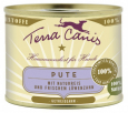 Classic Meals, Turkey with Brown Rice & Fresh Dandelion Terra Canis 200 g