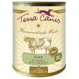 Terra Canis Classic Meals, Beef with Carrot, Apple and Brown Rice 800 g - Koiranruoka ilman kanaa
