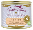 Terra Canis Senior Menu, Chicken with Cucumber, Pumpkin & Herbs 400 g