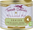 Terra Canis Senior Menu, Beef with Celery, Apricot and Health Herbs 400 g