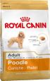 Breed Health Nutrition Poodle Adult de la Royal Canin 1.5 kg