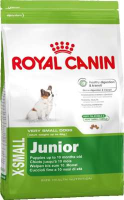 Royal Canin Size Health Nutrition X-Small Junior 1.5 kg