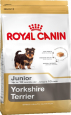 Breed Health Nutrition Yorkshire Terrier Junior Royal Canin 1.5 kg