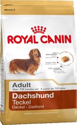 Royal Canin Breed Health Nutrition Dachshund Adult  7.5 kg, 500 g, 1.5 kg