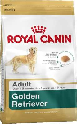 Royal Canin Breed Health Nutrition Golden Retriever Adult  3 kg, 12 kg