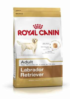 Royal Canin Breed Health Nutrition Labrador Retriever Adult  12 kg, 3 kg