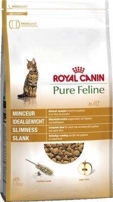 Royal Canin Pure Feline n.02 Idealgewicht 300 g, 3 kg, 1.5 kg