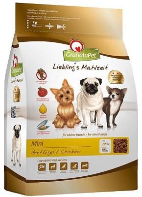 GranataPet Lieblings Mahlzeit Mini Adult Poultry  2 kg