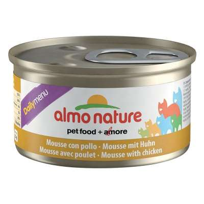 Almo Nature DailyMenu Mousse mit Huhn 85 g