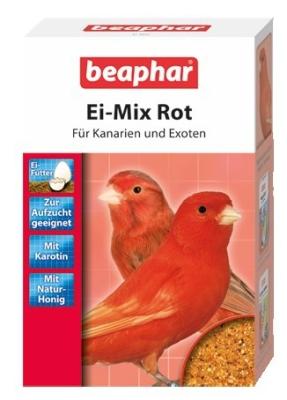Beaphar Ei-Mix für Kanarien und Exoten - rot 1 kg