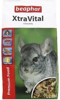 Beaphar XtraVital Chinchilla Futter  2.50 kg, 1 kg