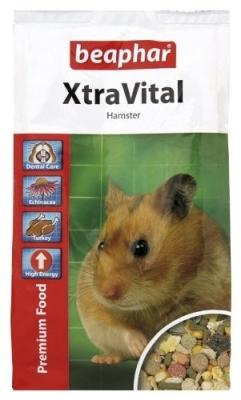 Beaphar XtraVital Hamster Futter  500 g