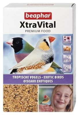 Beaphar XtraVital für tropische Vögel  500 g