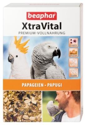Beaphar XtraVital Papageien Futter  2.50 kg, 1 kg